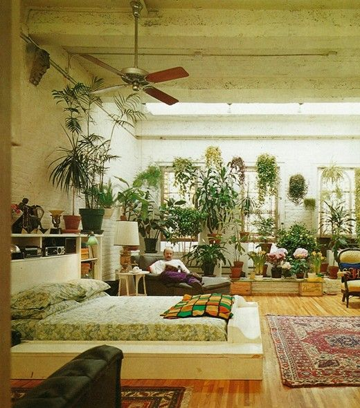 Terence Conran_s Decorating with Plants | Susan Conder 1976 B